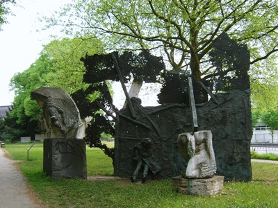Monument Verschrikkingen Nationaal-Socialisme