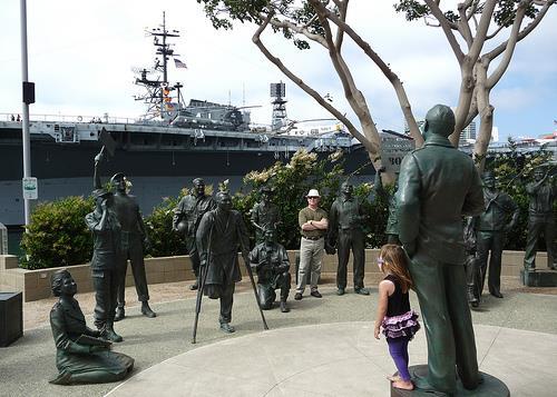 Monument Bob Hope