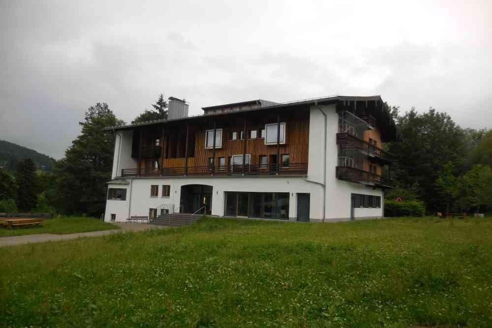 Former Adolf Hitler Jugendherberge (Youth Hostel)