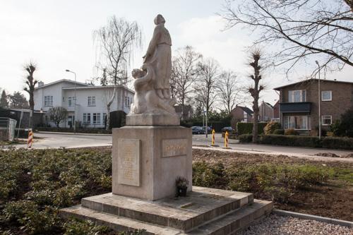 Oorlogsmonument Nieuwenhagen