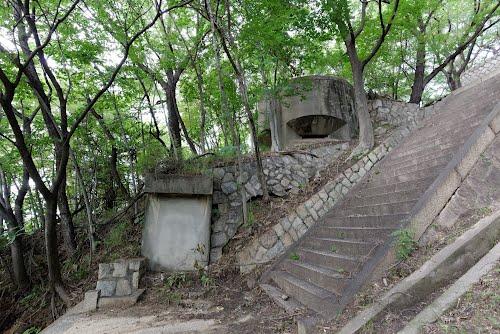 Japanese Observation Bunker