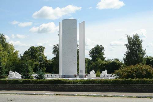 Soviet War Cemetery Dobrovolsk