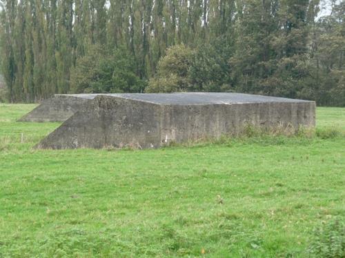 Groepsschuilplaats Type 1918/II Vechten