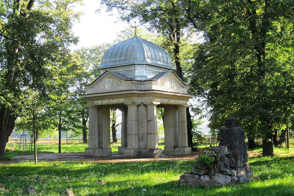 Militaire Begraafplaats Olomouc-Cernovir