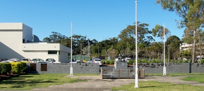 Oorlogsmonument Coffs Harbour