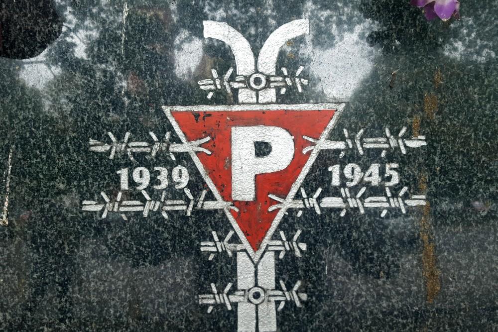 Monument Potulitz-Lebrechtsdorf Death Camp