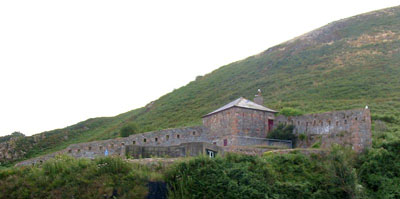 Fort Leicester Trinity Tracesofwar Com