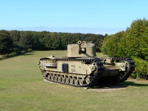 Churchill Tank Weybourne