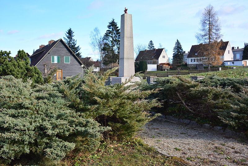 Sovjet Oorlogsbegraafplaats Allentsteig