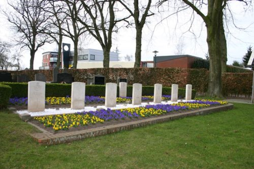 Commonwealth War Graves Eelde