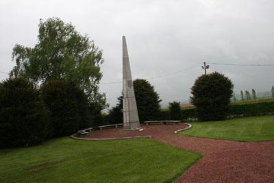 Memorial 1st Infantry Division