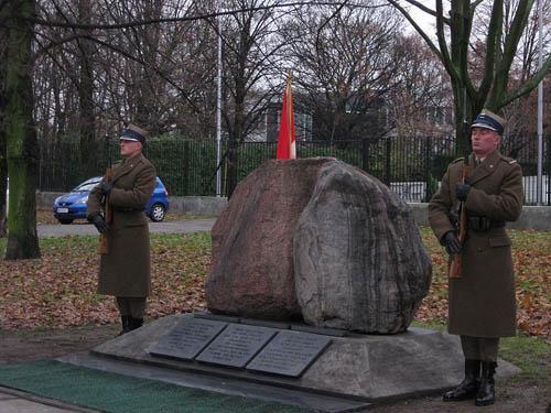 Canadian-Polish Memorial Warsaw