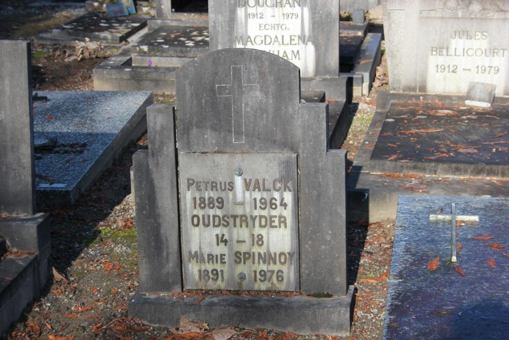 Veteran War Graves Overijse Maleizen