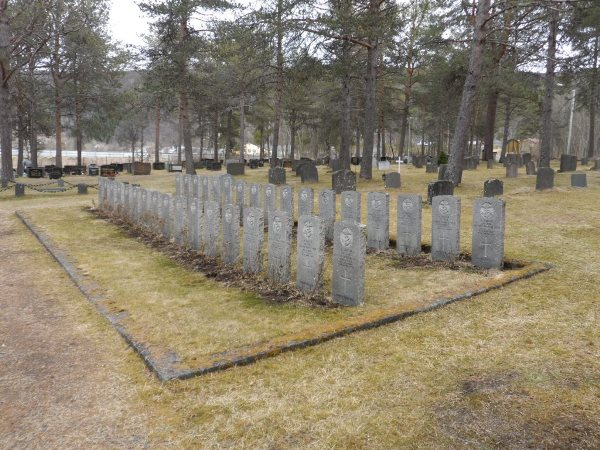 Commonwealth War Graves Hakvik Cemetery