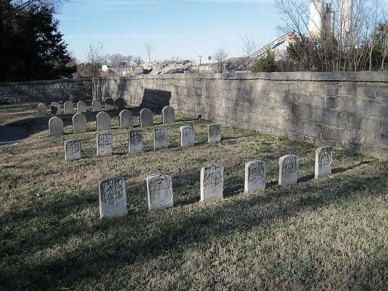 Hazen Brigade Cemetery