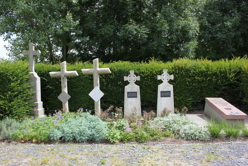Belgische Oorlogsgraven Beveren-IJzer