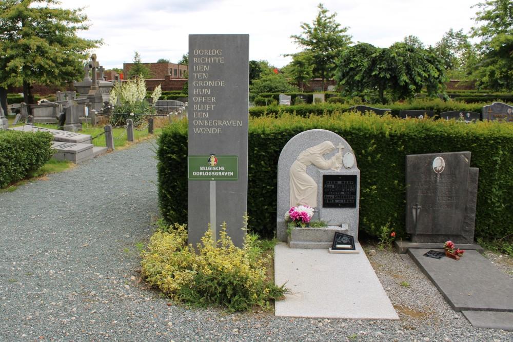 Monument en Ereperk Oudstrijders Kampenhout