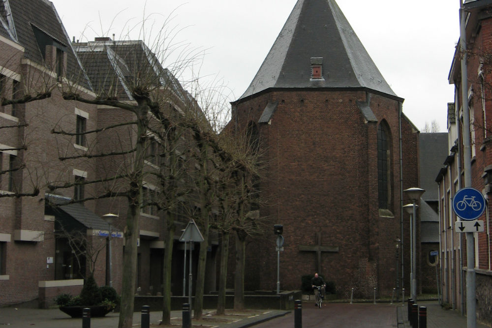 War Memorial Franciscan Church Venlo