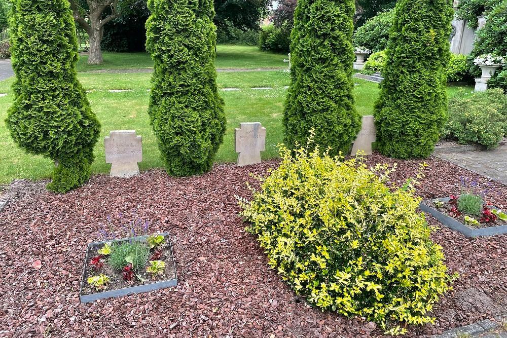German War Graves Darfeld