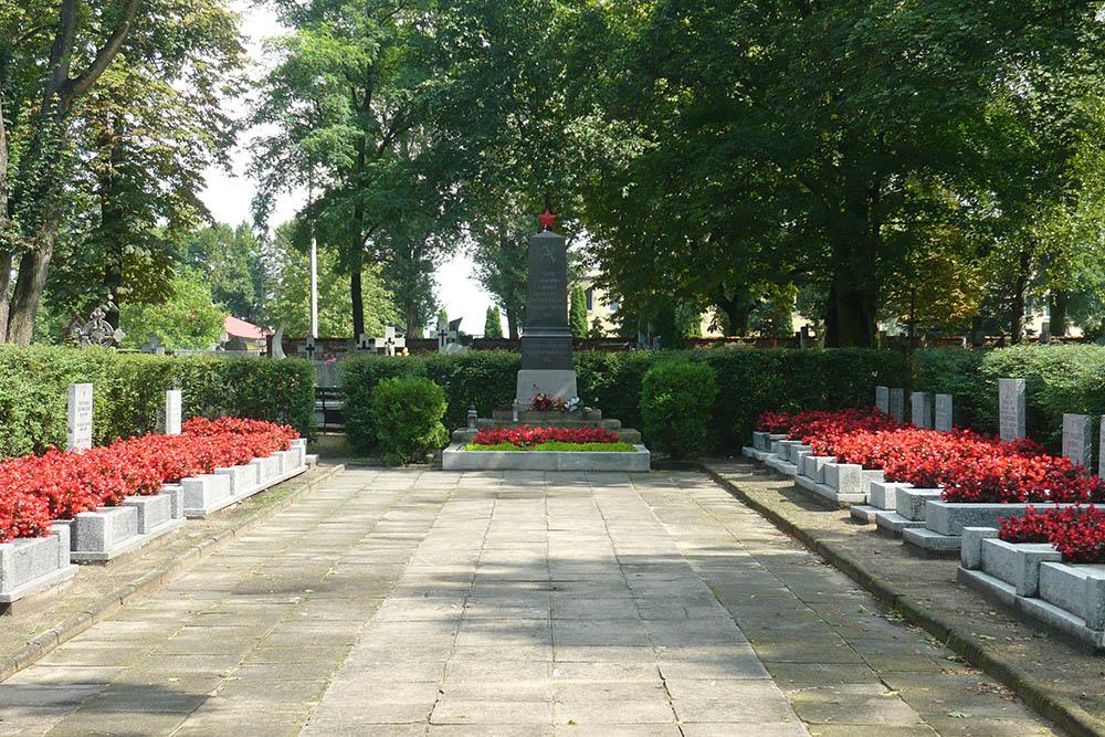 Soviet War Graves Wloclawek