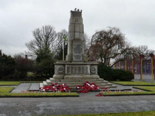 War Memorial Denton