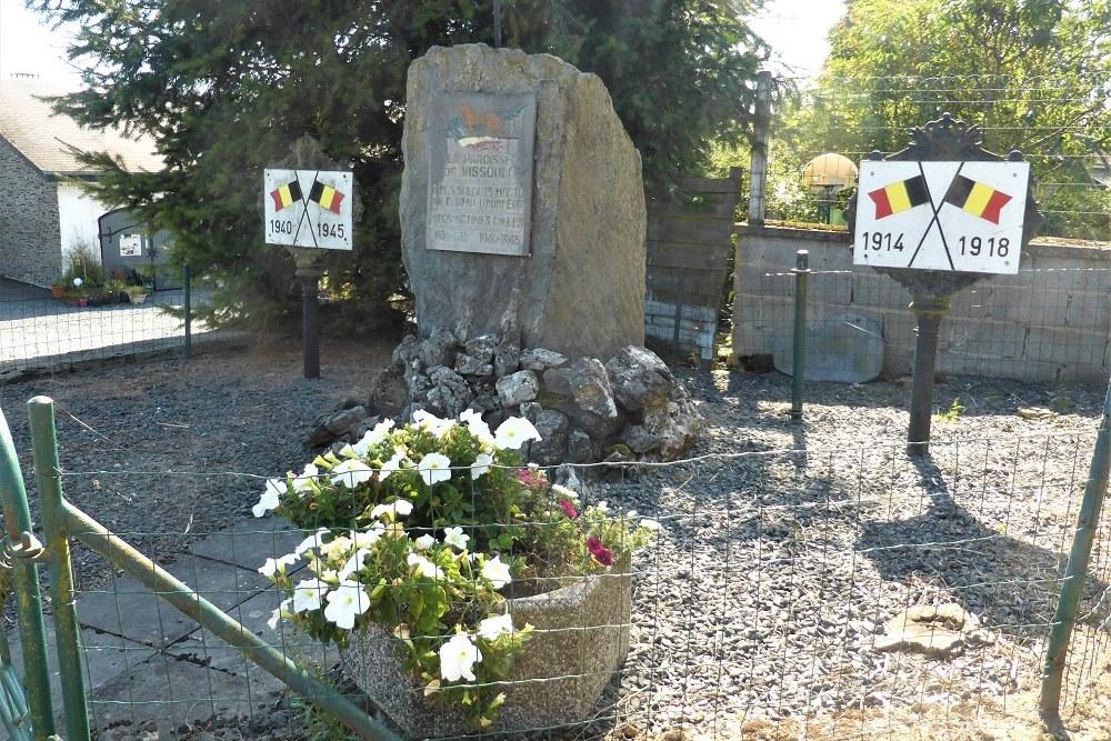 Commemorative Stone Vissoule