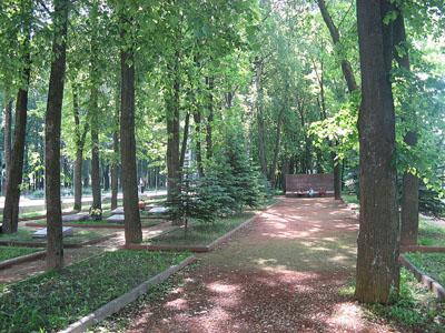 Soviet War Cemetery Yelnya