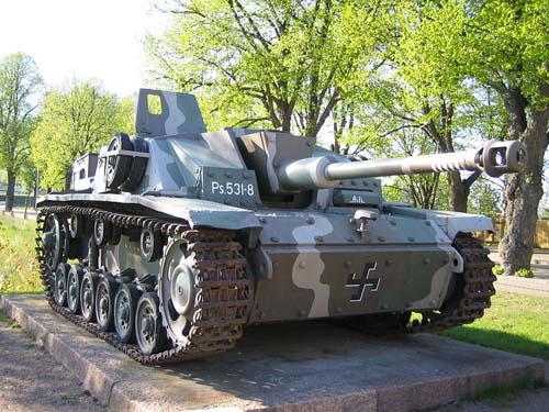 Sturmgeschütz III Ausf G (Stu-40) Hamina