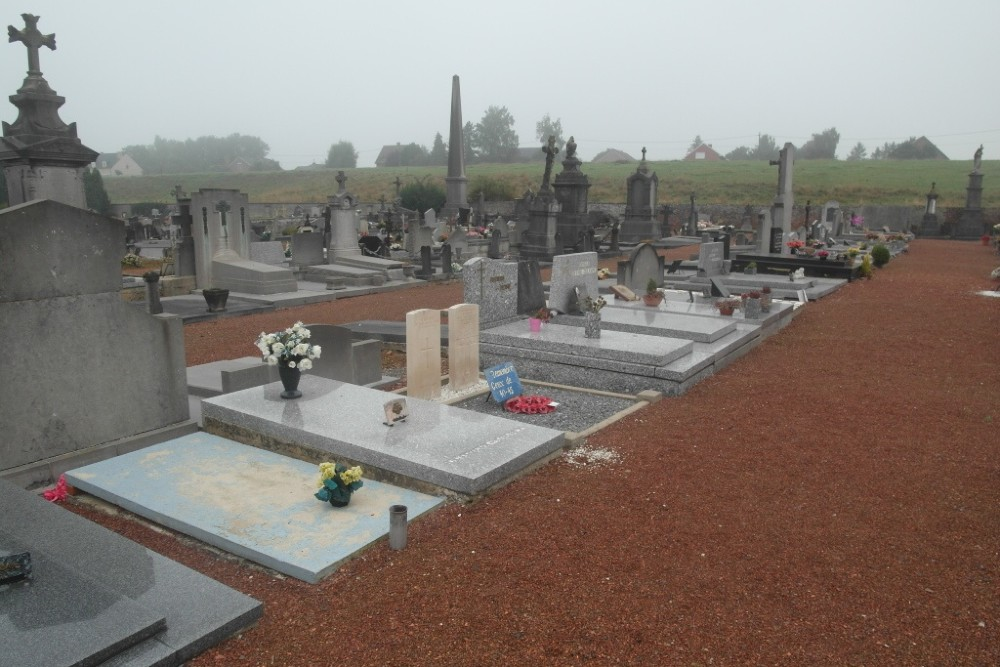 Oorlogsgraven van het Gemenebest Givry