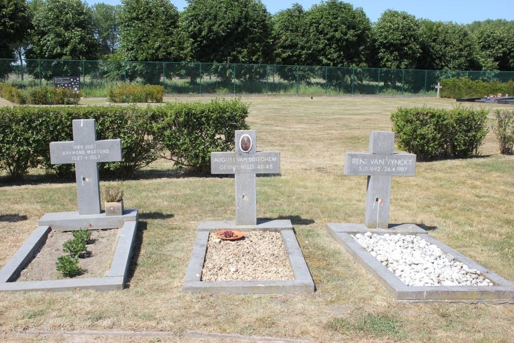 Belgian War Grave Hansbeke
