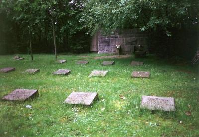 Russisch-Sovjet Oorlogsbegraafplaats Hausdülmen
