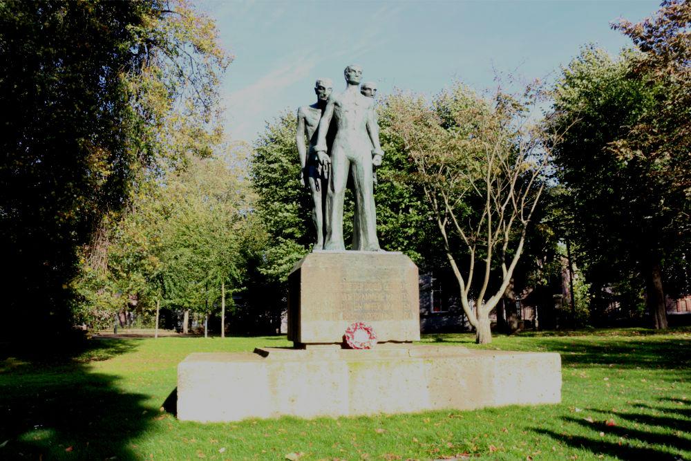 Resistance Memorial Den Bosch