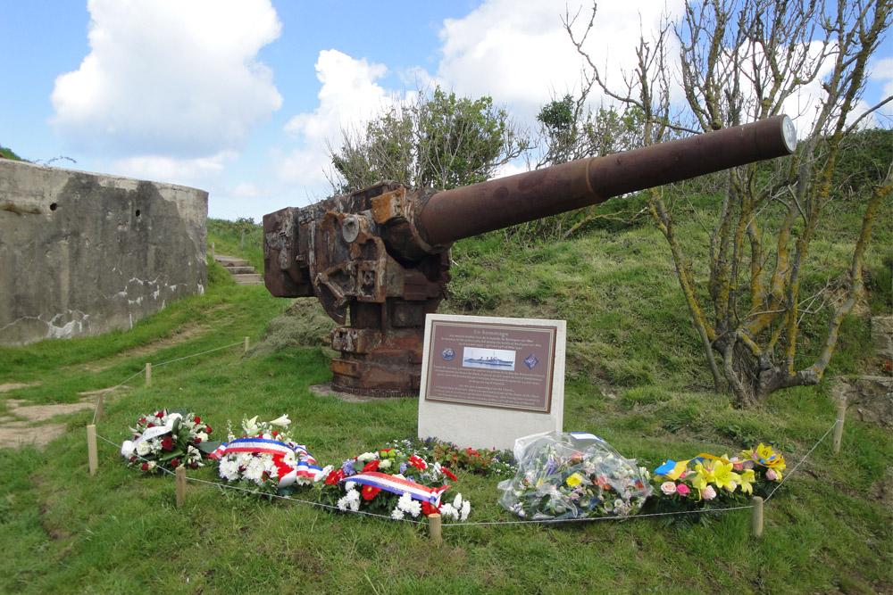 Monument Torpedojager