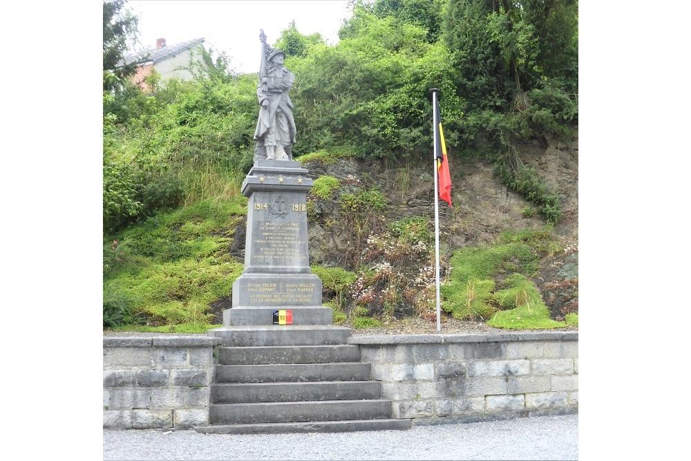 Memorial Villers-sur-Lesse