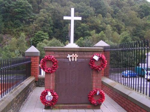 War Memorial Llanhilleth