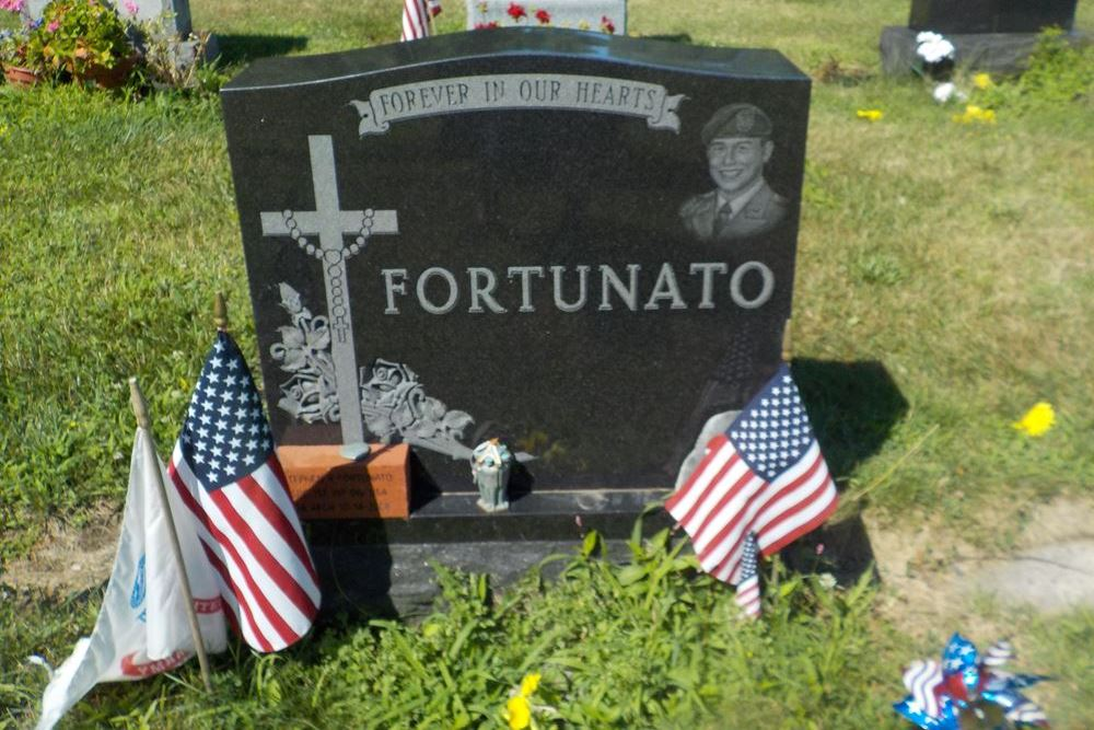 Amerikaans Oorlogsgraf Saint Mary's Cemetery