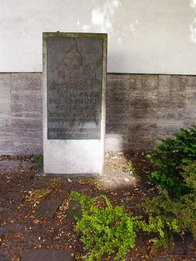 Memorial Kristallnacht Bielefeld