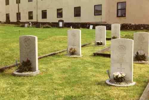 Commonwealth War Graves Klaksvík