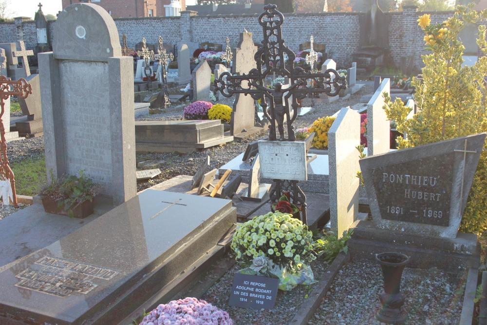 Veteran War Graves Pottes