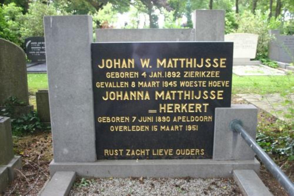Dutch War Grave Vaassen