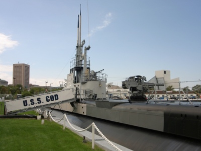 Museumship USS Cod (SS-224)