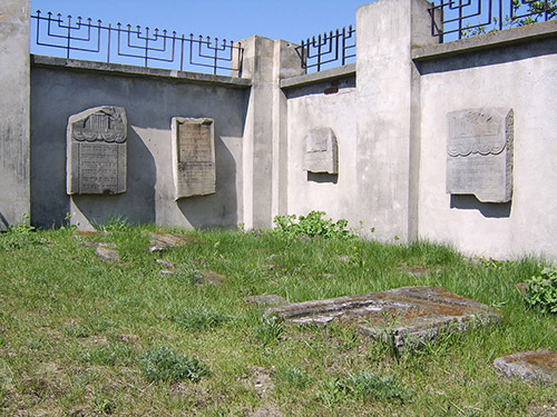 Joodse Begraafplaats Radom