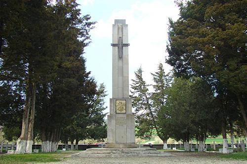 Romanian War Cemetery Oarba de Mures