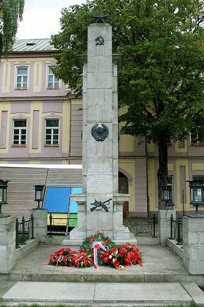 Liberation Memorial Liptovský Mikuláš