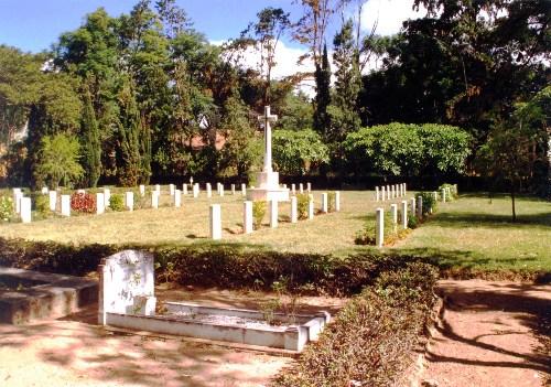 Oorlogsgraven van het Gemenebest Iringa