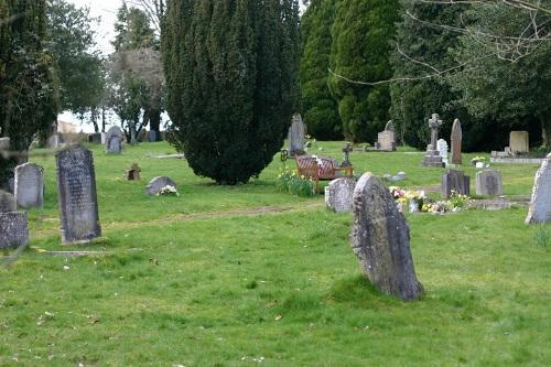 Oorlogsgraven van het Gemenebest Chipping Norton Cemetery