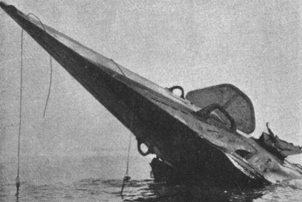 Scheepswrak Onderzeeboot I-1