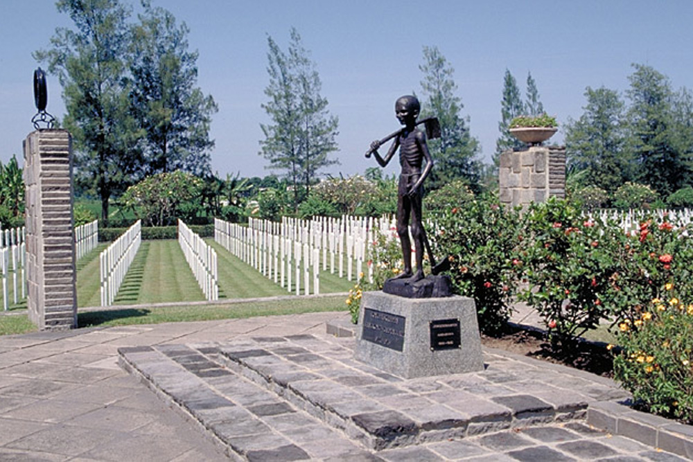 Dutch War Cemetery Kalibanteng