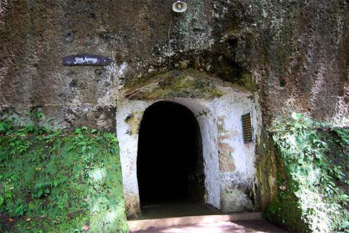 Japanse Tunnelcomplex
