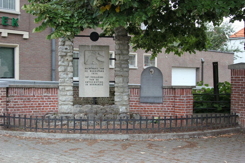 Monument Armand Devriese